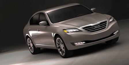 Hyundai GenesisKonsepti