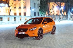 yeni Subaru XV, new Subaru XV