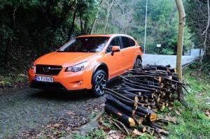 yeni Subaru XV crossover