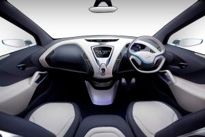 Hyundai Hexa Space Consept Inside