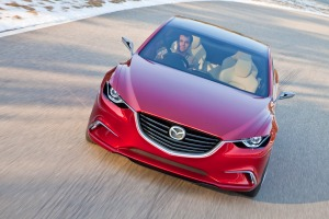 2012 Mazda Takeri