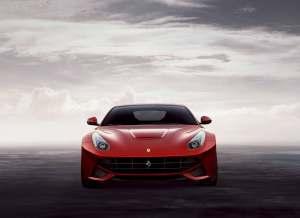 2013 Ferrari F12 Berlinetta front