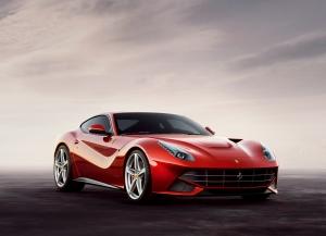 new Ferrari F12 Berlinetta