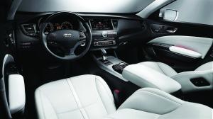 kia k9 interior