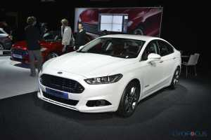 Yeni Ford Mondeo 2013