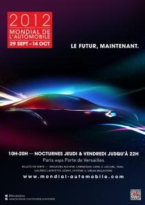mondial automobile 2012