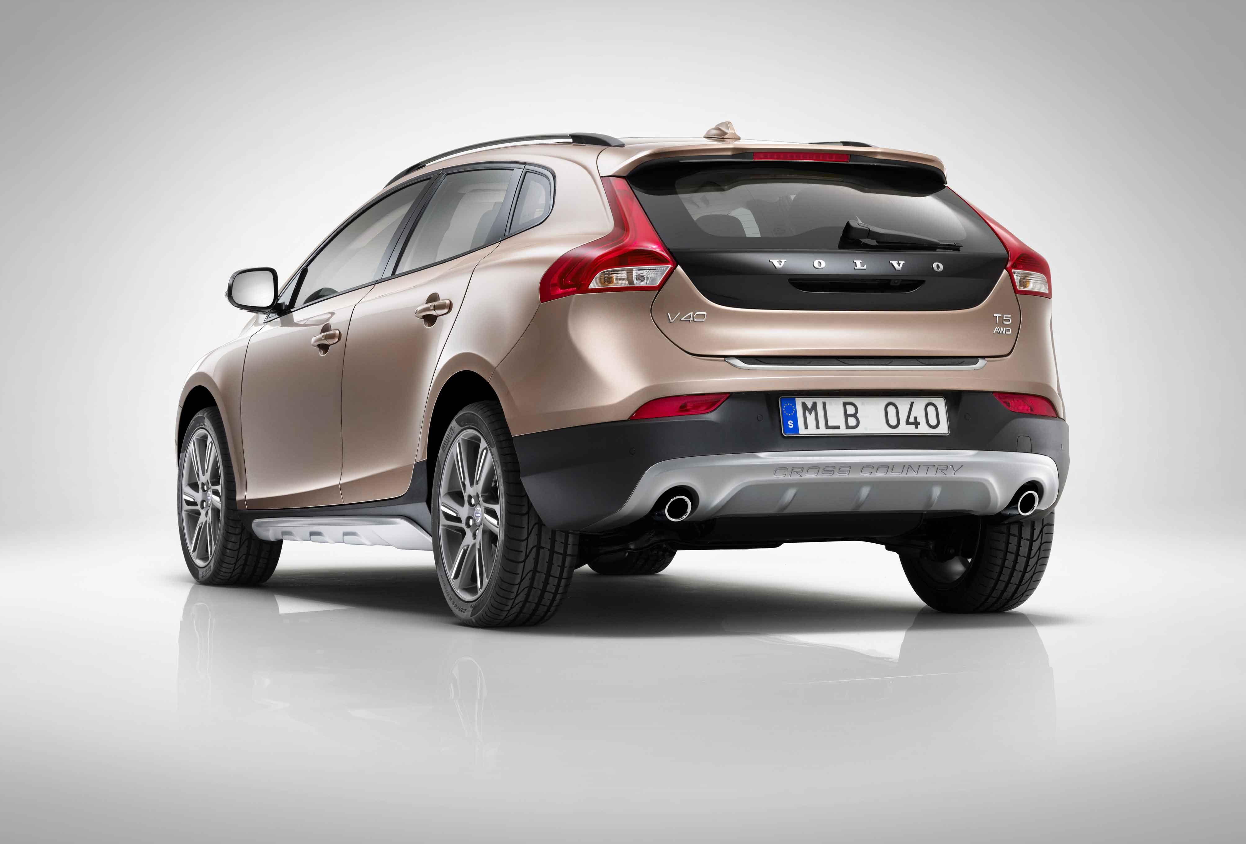 Volvo V40 Cross Country: Tüketici Için Akıl Tutulması