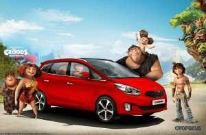 2013-Kia-Carens-Croods-DreamWorks-reklam