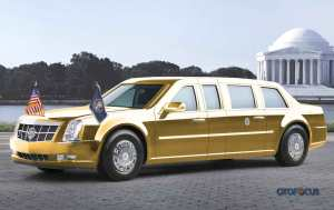 Cadillac-Presidential-Limousine-Gold