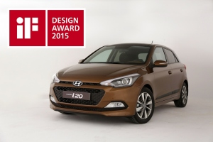 Hyundai i20 - IF Design 2015
