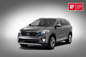 Kia Sorento iF Design Award 2015